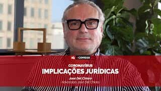 José Del Chiaro - Implicações jurídicas do coronavírus