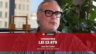 José Del Chiaro - Lei 13.979 - Enfrentamento do coronavírus
