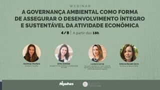 A governança ambiental como forma de assegurar o desenvolvimento íntegro e sustentável da atividade