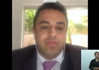 (Imagem: TV Justiça/Sessão)