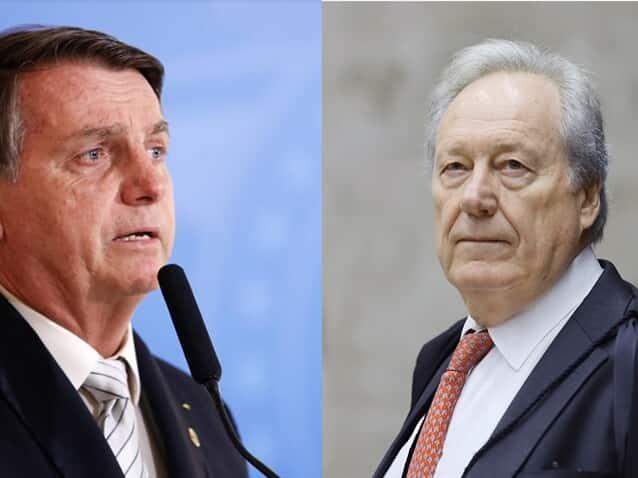 (Imagem: Carolina Antunes/PR/Rosinei Coutinho/SCO/STF)
