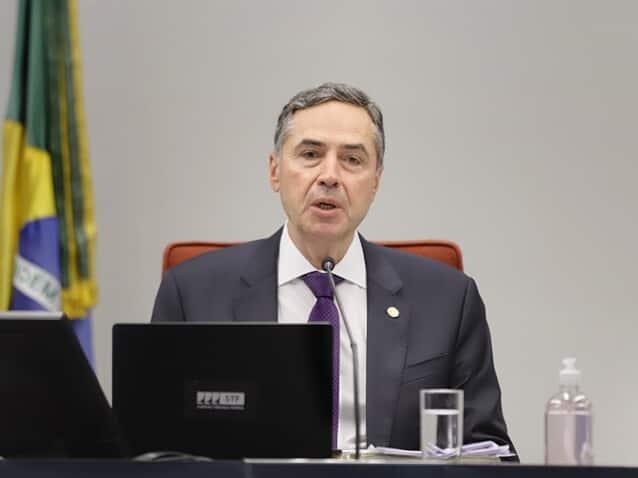 (Imagem: Rosinei Coutinho/SCO/STF)