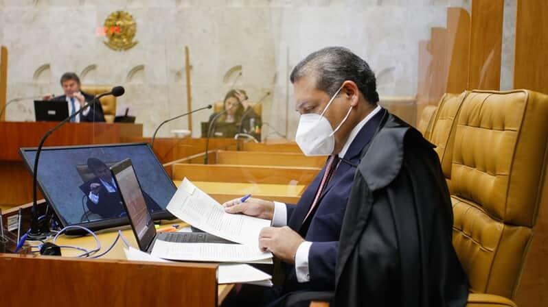 (Imagem: Fellipe Sampaio/SCO/STF   (11/11/2020))