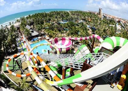 Beach Park não indenizará turista por suposta cobrança de ingresso em duplicidade
