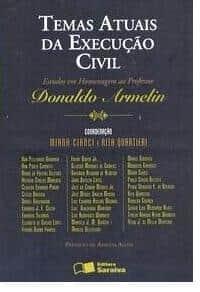 """Resultado do Sorteio de obra """"Temas Atuais da Execução Civil - Estudos em Homenagem ao Prof. Donaldo Armelin"""""""