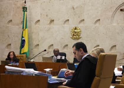 STF altera pena de Genu e adia decisão sobre cabimento dos infringentes