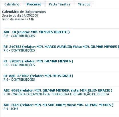 Dois pesos e uma medida - STF deve concluir amanhã inclusão do ICMS no cálculo da Cofins