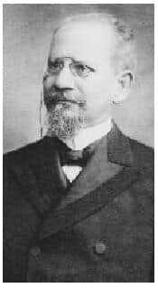 Baú migalheiro - Rodrigues Alves, advogado e ex-presidente do Brasil