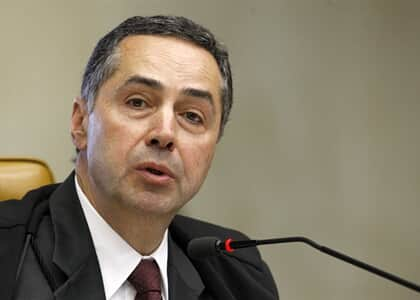 Barroso suspende tramitação de processos que tratam da utilização da TR para correção do FGTS