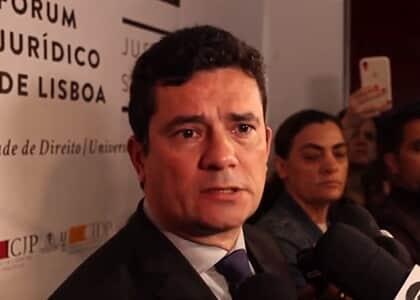 """Moro considera """"salutar"""" decisão de Moraes que revogou censura"""