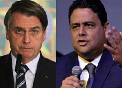 STF: Felipe Santa Cruz interpela judicialmente Bolsonaro