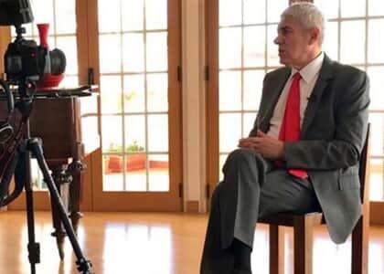 Exclusivo - Entrevista com ex-primeiro ministro de Portugal, José Sócrates
