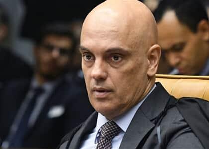 Moraes derruba sigilo de decisão que expediu mandados em inquérito que apura atos antidemocráticos