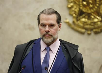 Toffoli abre inquérito para apurar notícias falsas contra o Supremo