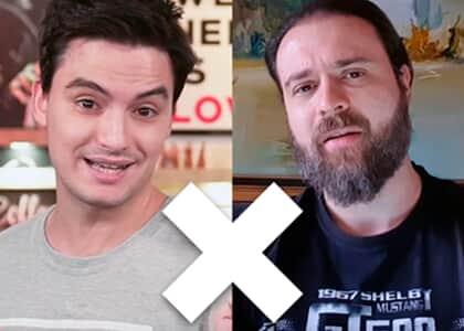 Batalha de youtubers: Felipe Neto não precisa indenizar Nando Moura por publicação no Twitter