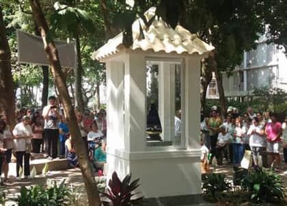 """Justiça do RJ nega retirada de imagem religiosa: """"laicidade não autoriza repressão à fé"""""""