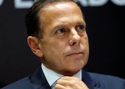 """Site deve retirar do ar texto que fala sobre """"brutal morte"""" de João Doria"""