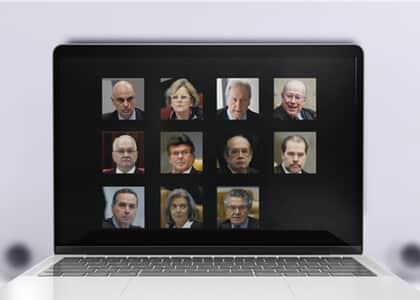 STF institui julgamentos por videoconferência; Marco Aurélio fica vencido