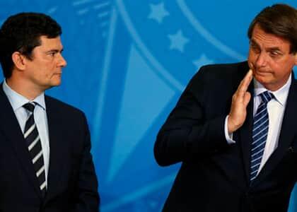 Sergio Moro acusa Bolsonaro de crime de prevaricação