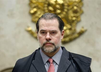 Toffoli nega analisar recurso contra afastamento do presidente do TJ/BA