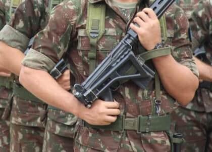 Candidato que ainda não tem idade máxima pode concorrer a curso de formação de sargentos