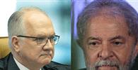 Fachin nega pedido de Lula sobre suspeição de procuradores da Lava Jato
