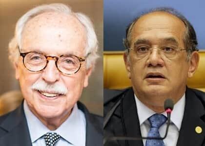 Carvalhosa protocola no Senado pedido de impeachment de Gilmar Mendes
