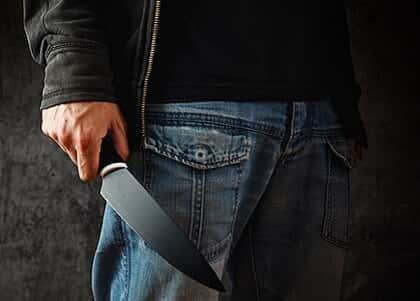 Arma branca pode voltar a ser majorante em crime de roubo