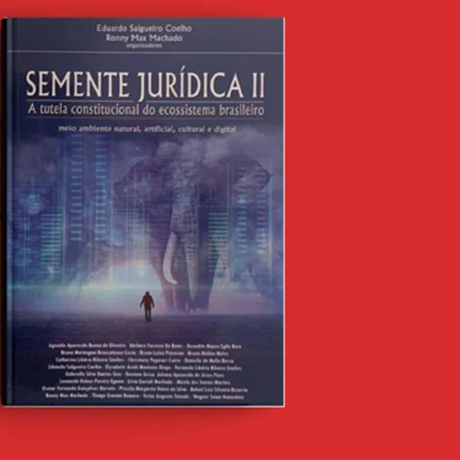 """Resultado do sorteio da obra """"Semente Jurídica II"""""""