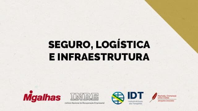 Webinar - Seguro, logística e infraestrutura